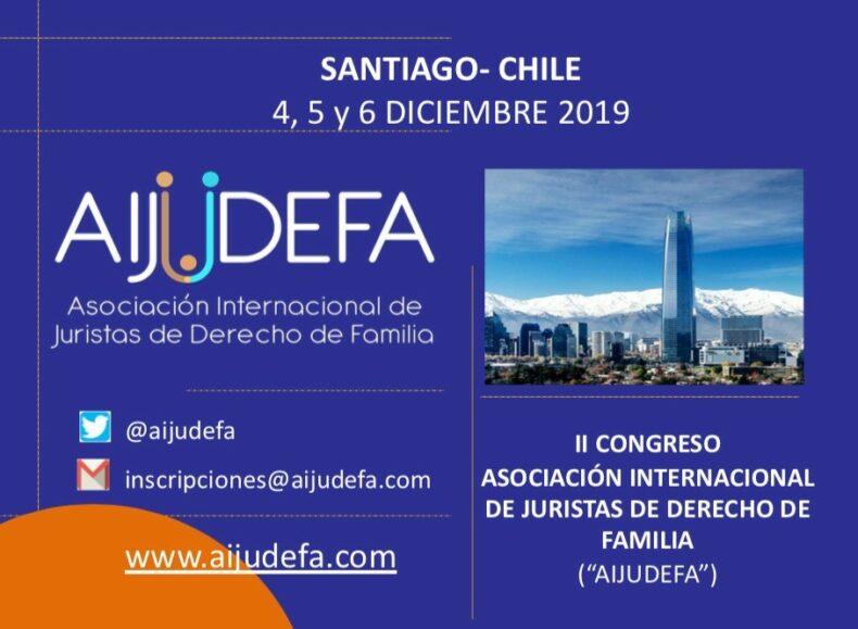 II Congreso AIJUDEFA