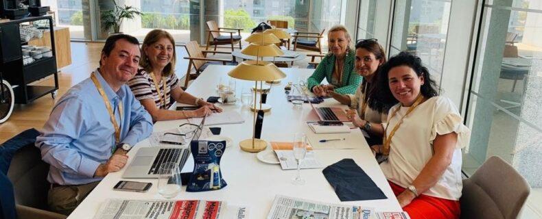 Continuamos preparando el II Congreso de AIJUDEFA