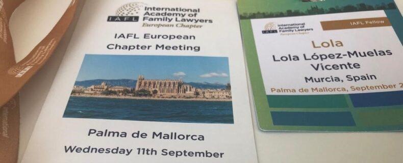 IAFL European Chapter Meeting 2019 – Mallorca