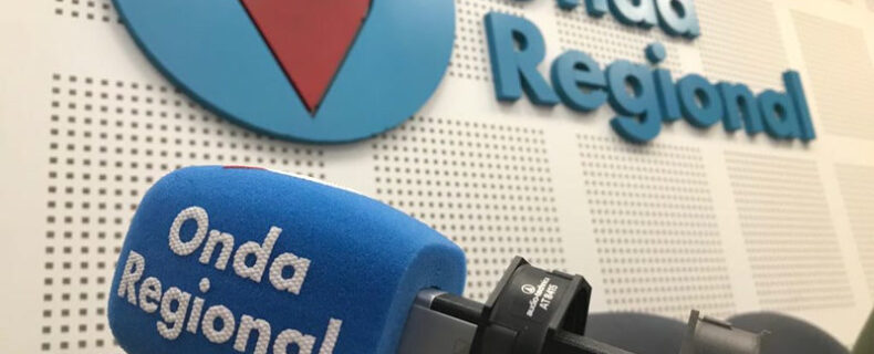 Entrevista en Onda Regional